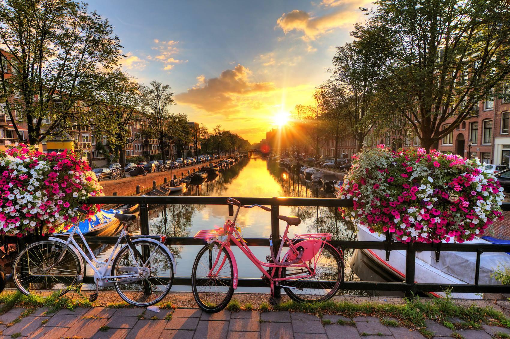 Volo E Hotel Amsterdam
