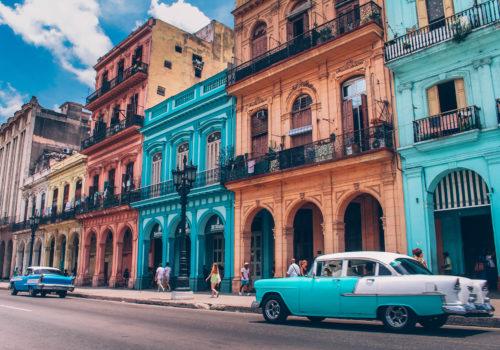 Grand tour di Cuba