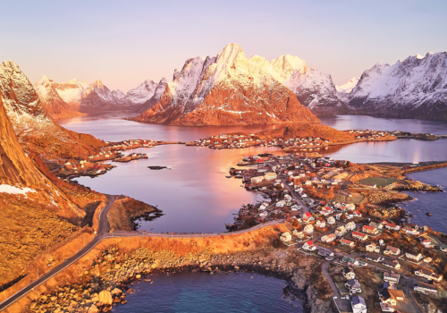 Trekking Isole Lofoten - Norvegia