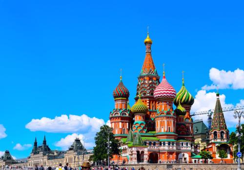 Russia da sogno