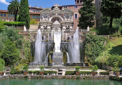 Gita in pullman Santuario di Sacro Speco e villa d'Este